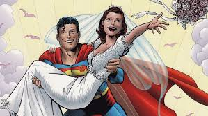 superman wedding album till reboot or plot twist do us part superheroes bad luck
