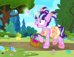 Mlp Easter Eggs Easter Eggs And Fancy Dresses By Pixelkitties My Pony