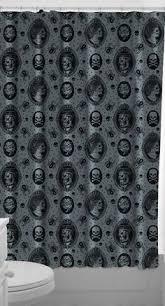 Skull Bathroom Accessories by New Custom Bathroom Decor Shower Curtain Bath Towels Hand Towel