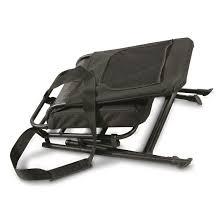 Big Oversized Chairs Huntrite Big Boy Oversized Swivel Hunting Blind Chair 697234