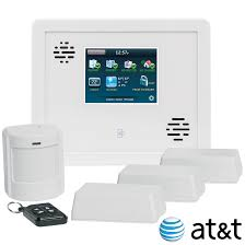 interlogix simon xti cellular 3g wireless security system for
