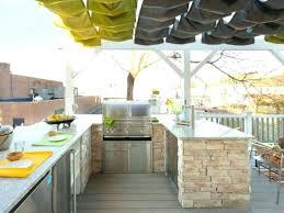 plan cuisine exterieure d ete cuisine exterieure en barbecue cuisine dete exterieure en