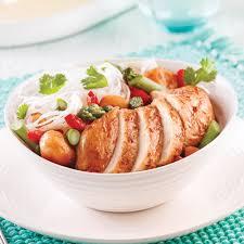 cuisine coriandre sauté de poulet au four et vermicelles à la coriandre recettes
