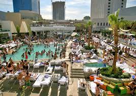 las vegas pool party packages