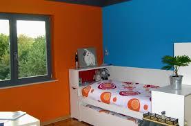 chambre bleu enfant chambre garçon orange et bleu raliss com