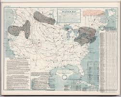 Washington Dc Weather Map by United States Weather Map January 15 1901 David Rumsey