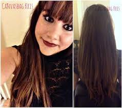 rapunzels hair extensions canvasbag kris rapunzel hair irresistable me hair extensions