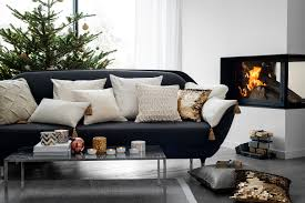 H M Home Decor by Modern Scandinavian Christmas Decorating Inspiration Skimbaco