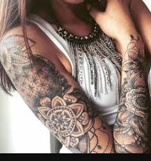 35 best tribal tattoo sleeve ideas that will look incredible on
