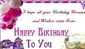 Happy Birthday Wish 100 Happy Birthday Wishes To Send