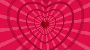 heart of love valentine u0027s day animation loop motion background