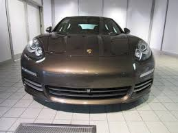 porsche panamera brown 2018 porsche panamera 4 chestnut brown metallic hatchback