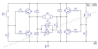 28 circuit diagram motor dc motor speed control using ic