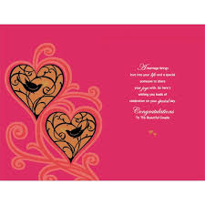Wedding Card India Personalised Card For A Wedding Couple At Best Prices In India