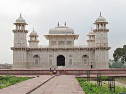 taj mahal garden layout mughal travel scope blog