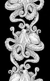 Octopus Tattoo Ideas Sketch U2026 Pinteres U2026