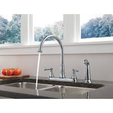 Delta 4197 Rb Dst by Delta Faucet 2497lf Ar Cassidy Arctic Stainless Two Handle With