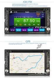 I Am America Map Free by Amazon Com 6 2 Inch Double Din Gps Navigation For Universal Car