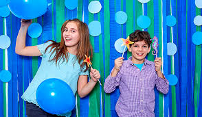 themed photo booth the sea themed birthday party photo booth walmart