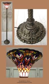 stehlampe deckenfluter tiffanylampe stehlampe deckenfluter