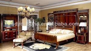 Royal Bedroom by 0010 New Model Royal Luxury Classic Wooden Bedroom Wardrobe Buy