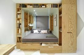 bedroom nook super creative storage box totally organizes multipurpose room