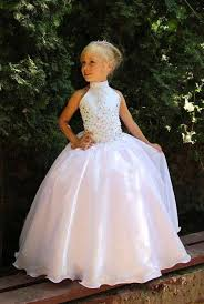kids wedding dresses communion dresses for girl bridesmaid wedding party kids