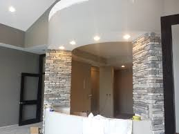 Dental Reception Desk Designs Reception Desk With Dry Stacked Stone Almost Complete Jmg