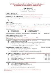 resume format administrative officers exam solutions s1 student resume template hotelware co