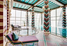 burj al arab facilities and guest services