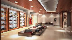 Fashion Showroom Interior Design Zero Inch Home Living Now