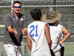 Meridian Schools Contests Mhs Softball Coach Stressing Right Approach At Meridian High