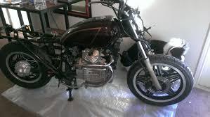 honda silverwing 1982 honda gl500 silverwing rebuild