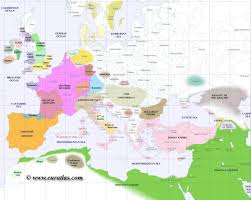 Europe Political Map Quiz by Maps Map Of Europe 700 Ad