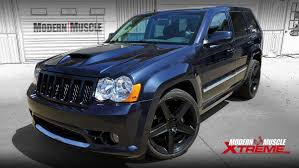 turbo jeep cherokee 2010 jeep srt8 turbo hemi refresh and performance camshaft