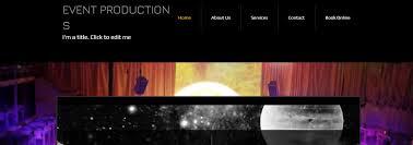 20 beautiful events production website templates u0026 wordpress themes