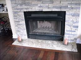 stone veneer for fireplace chicago stacked stone veneer living