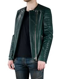 mens leather riding jacket luxurious men leather jacket spring men leather moto jacket