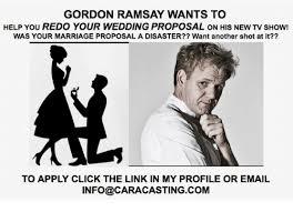 Wedding Proposal Meme - gordon ramsay wants to help you redo your wedding proposal on his