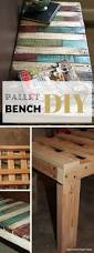 20 rustic diy home decor ideas to create warmth at home in 2016 check out the tutorial diy pallet bench crafts rustic homedecor