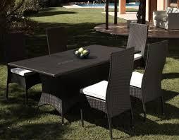tavoli da giardino rattan set da giardino tavolo con sedie mobili etnici provenzali shabby