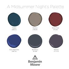 benjamin moore deep purple colors category paint color palette home bunch interior design ideas