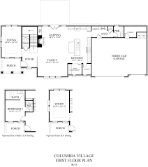 columbia village peachtree residential