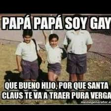 Memes De Santa Claus - dopl3r com memes papa papa soy gay que bueno hijo por que