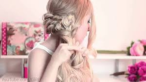 lilith moon youtube hair braiding hair braiding styles youtube prom wedding