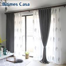 Light Gray Curtains by Compare Prices On Light Grey Curtains Online Shopping Buy Low