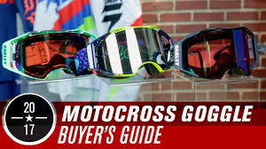 motocross goggle best motocross goggles 2017 youtube