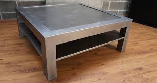 table basse design aluminium u2013 ezooq com