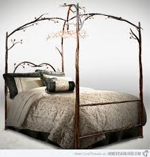 Four Post Canopy Bed Frame Fabulous 4 Poster Bed Canopy 15 Simple Four Poster Canopy Beds