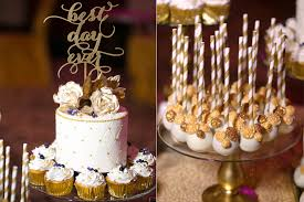 modern opulence wedding dessert table u2013 cw distinctive designs